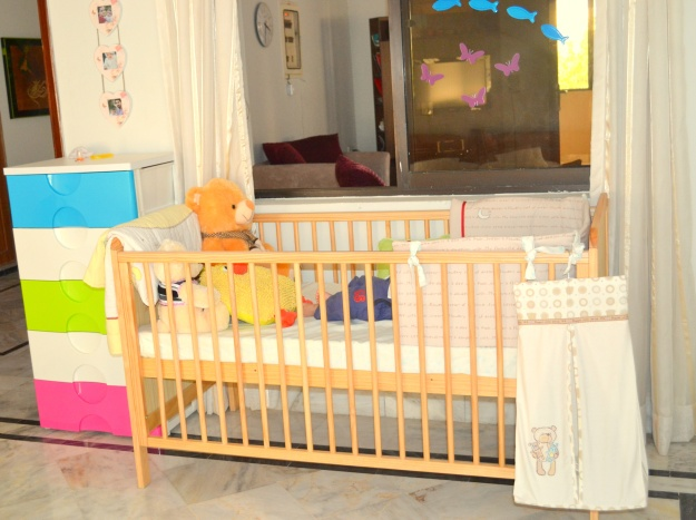 Nursery part.