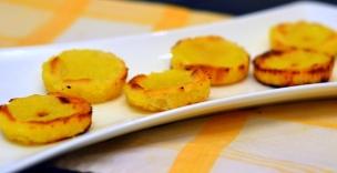 Lemon Chess Tartlets