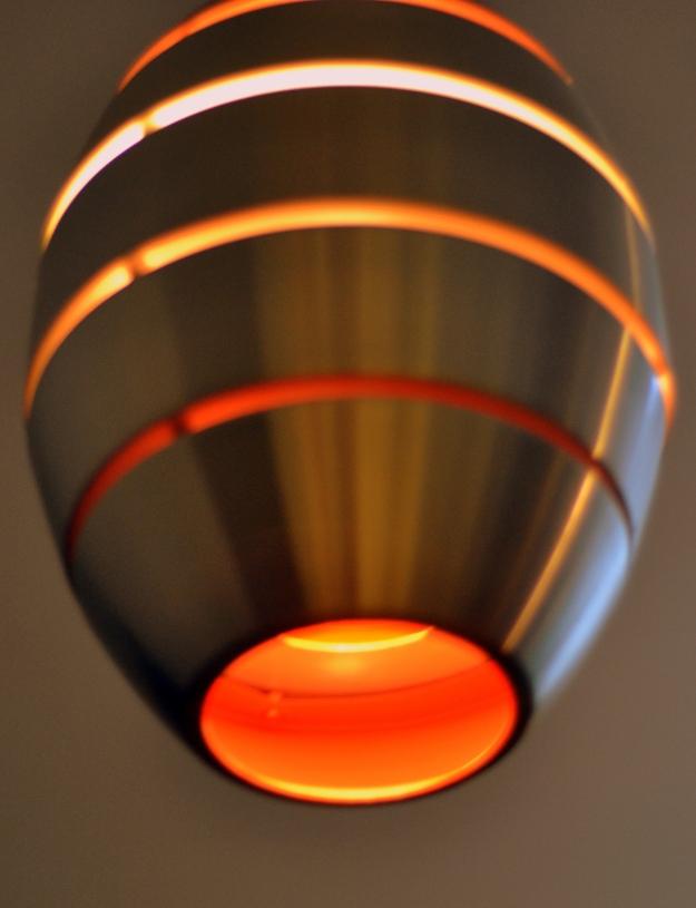 My kitchen lamp, i love!