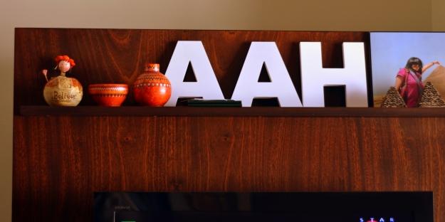 Our family initials Aetesam_Abeer_Hamza